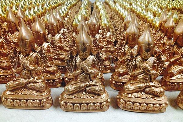 Tsa Tsa Chenrezig Art Gallery