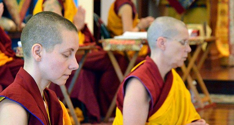 Chenrezig Meditation Program