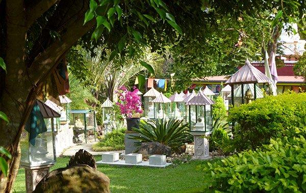 Garden of Enlightenment Chenrezig