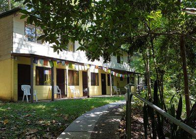 Lotus House Accommodation Chenrezig