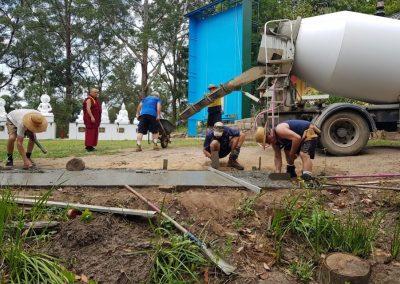Second phase of Nalanda Masters Garden
